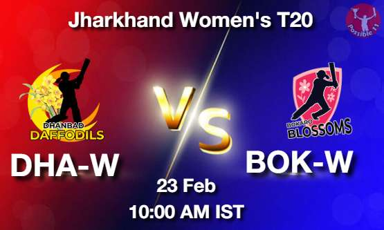DHA-W vs BOK-W Dream11 Prediction