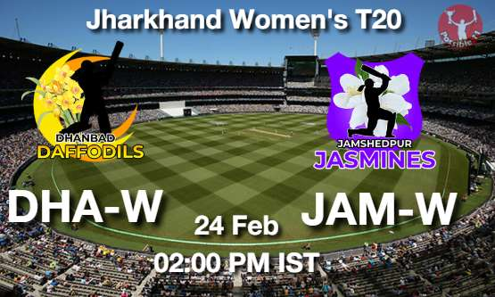 DHA-W vs JAM-W Dream11 Prediction