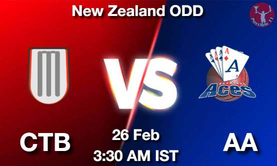 CTB vs AA Dream11 Prediction