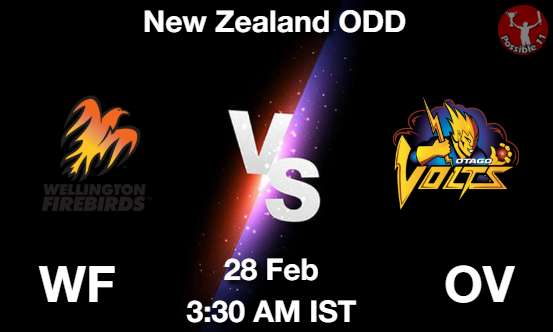 WF vs OV Dream11 Prediction