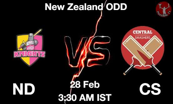 ND vs CS Dream11 Prediction