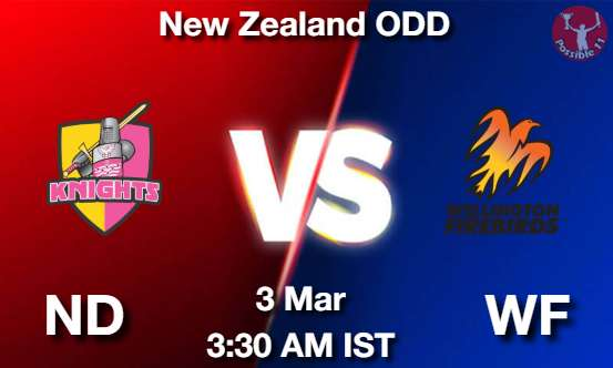 ND vs WF Dream11 Prediction