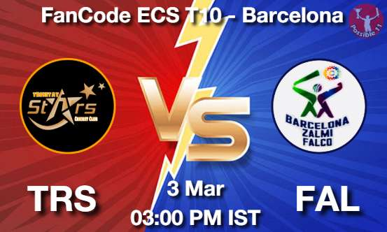 TRS vs FAL Cricket Match Previews