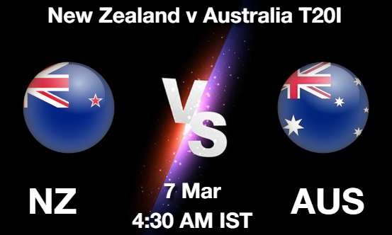 NZ vs AUS Dream11 Prediction