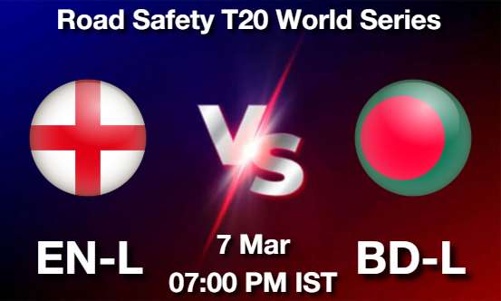 EN-L vs BD-L Dream11 Prediction
