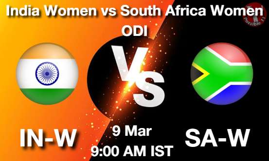 IN-W vs SA-W Dream11 Prediction
