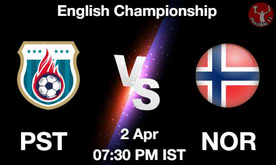 PST vs NOR Football Match Previews