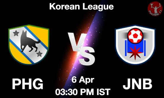 PHG vs JNB Dream11 Prediction