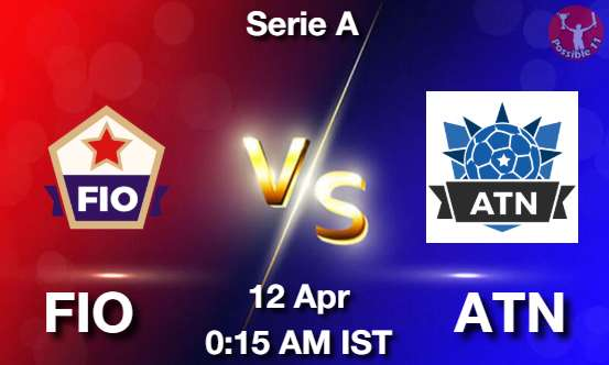 FIO vs ATN Dream11 Prediction