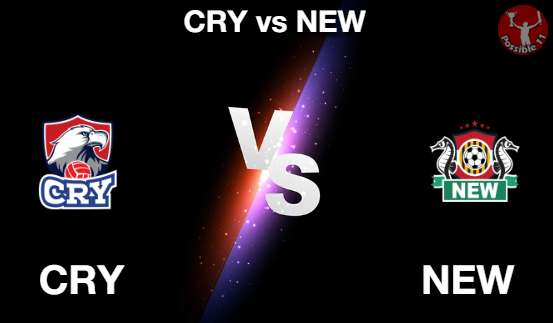 CRY vs NEW Football Matcch Previews