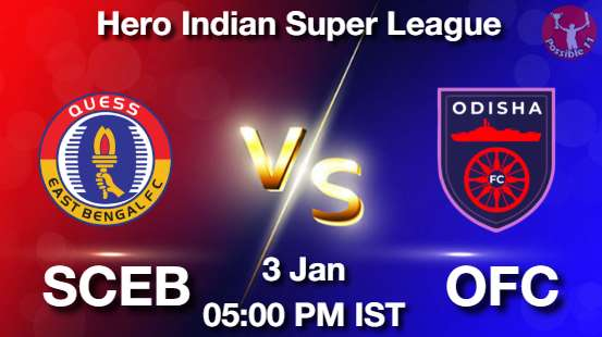 SCEB vs OFC Dream11 Prediction