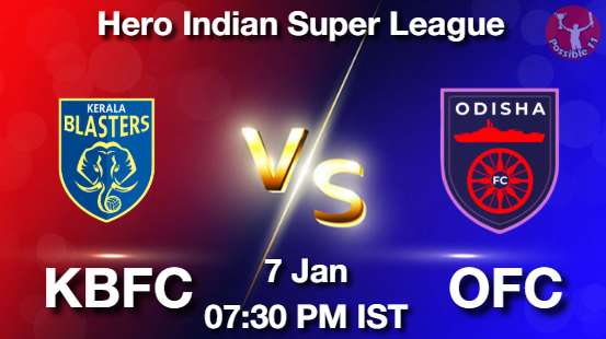 KBFC vs OFC Dream11 Prediction
