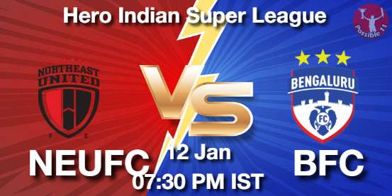 NEUFC vs BFC Dream11 Prediction