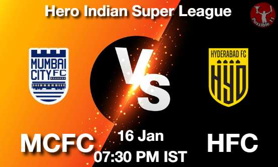 MCFC vs HFC Dream11 Prediction