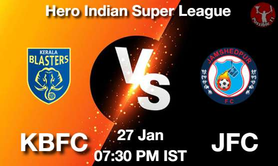 KBFC vs JFC Dream11 Prediction