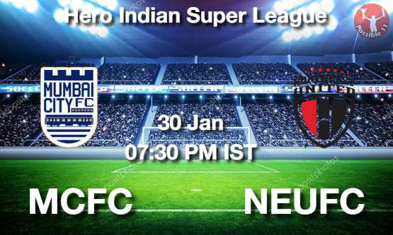 MCFC vs NEUFC Football Match Previews
