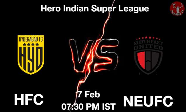 HFC vs NEUFC Dream11 Prediction