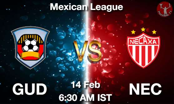 GUD vs NEC Dream11 Prediction