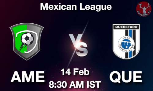 AME vs QUE Dream11 Prediction