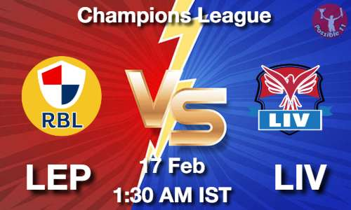 LEP vs LIV Dream11 Prediction