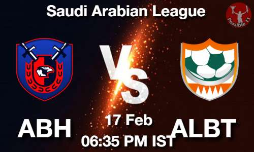 ABH vs ALBT Dream11 Prediction