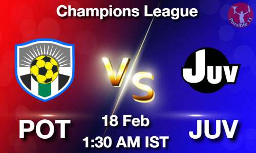 POT vs JUV Football Match Previews