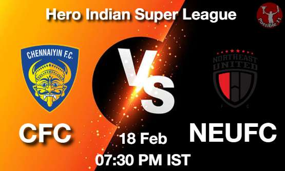 CFC vs NEUFC Dream11 Prediction