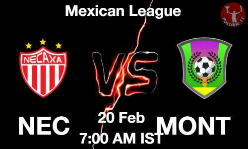 NEC vs MONT Dream11 Prediction