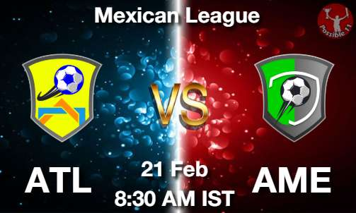 ATL vs AME Dream11 Prediction