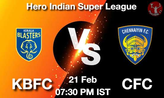 KBFC vs CFC Dream11 Prediction