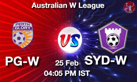 PG-W vs SYD-W Dream11 Prediction