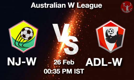 NJ-W vs ADL-W Dream11 Prediction