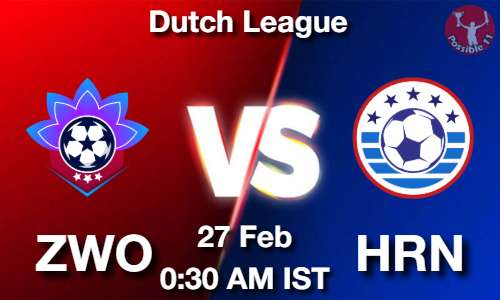 ZWO vs HRN Dream11 Prediction