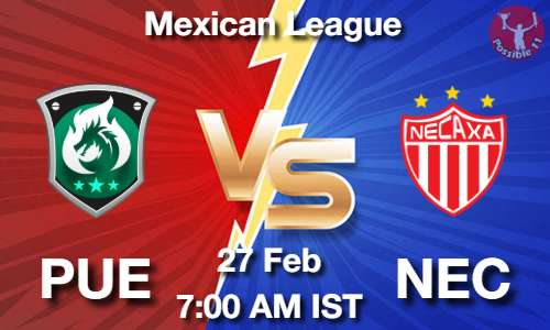 PUE vs NEC Dream11 Prediction