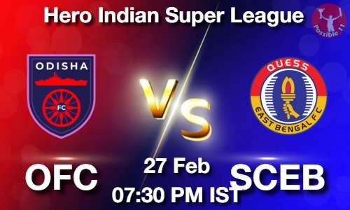 OFC vs SCEB Dream11 Prediction