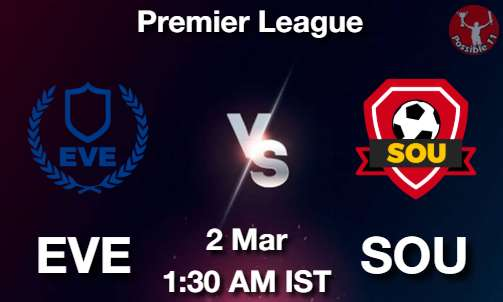EVE vs SOU Dream11 Prediction
