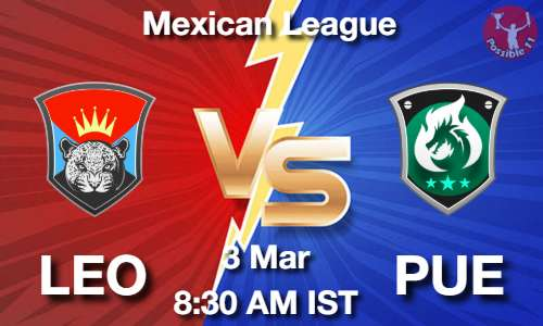 LEO vs PUE Dream11 Prediction