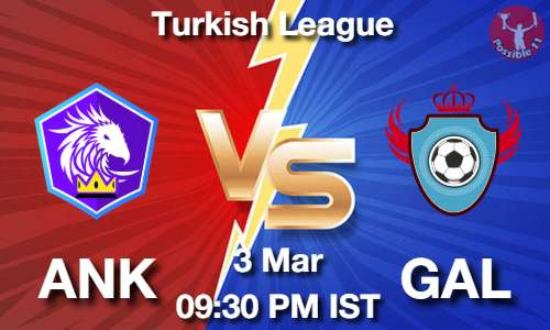 ANK vs GAL Dream11 Prediction