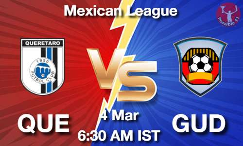 QUE vs GUD Dream11 Prediction