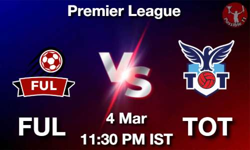 FUL vs TOT Dream11 Prediction