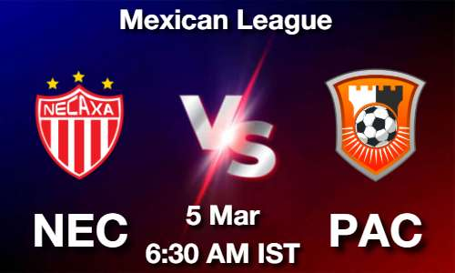 NEC vs PAC Dream11 Prediction