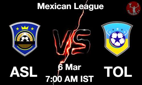 ASL vs TOL Dream11 Prediction