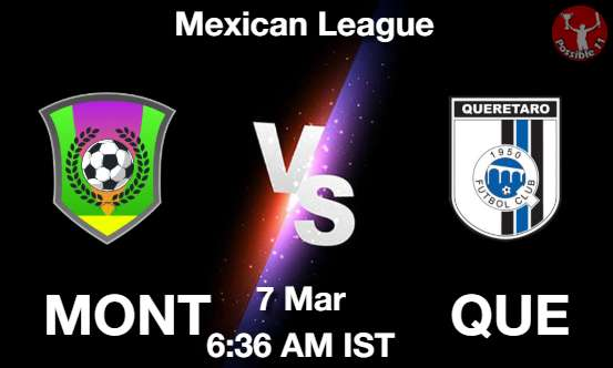 MONT vs QUE Dream11 Prediction