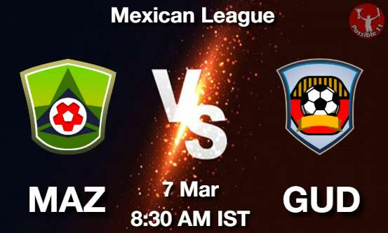 MAZ vs GUD Dream11 Prediction