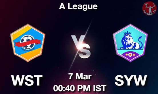 WST vs SYW Dream11 Prediction