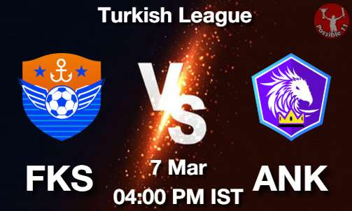FKS vs ANK Dream11 Prediction