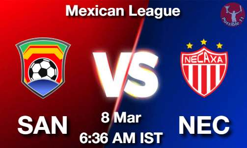 SAN vs NEC Dream11 Prediction