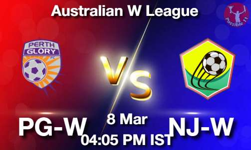 PG-W vs NJ-W Dream11 Prediction