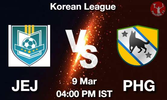 JEJ vs PHG Dream11 Prediction