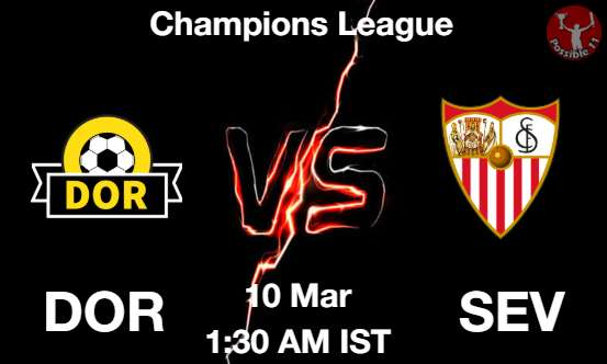 DOR vs SEV Dream11 Prediction